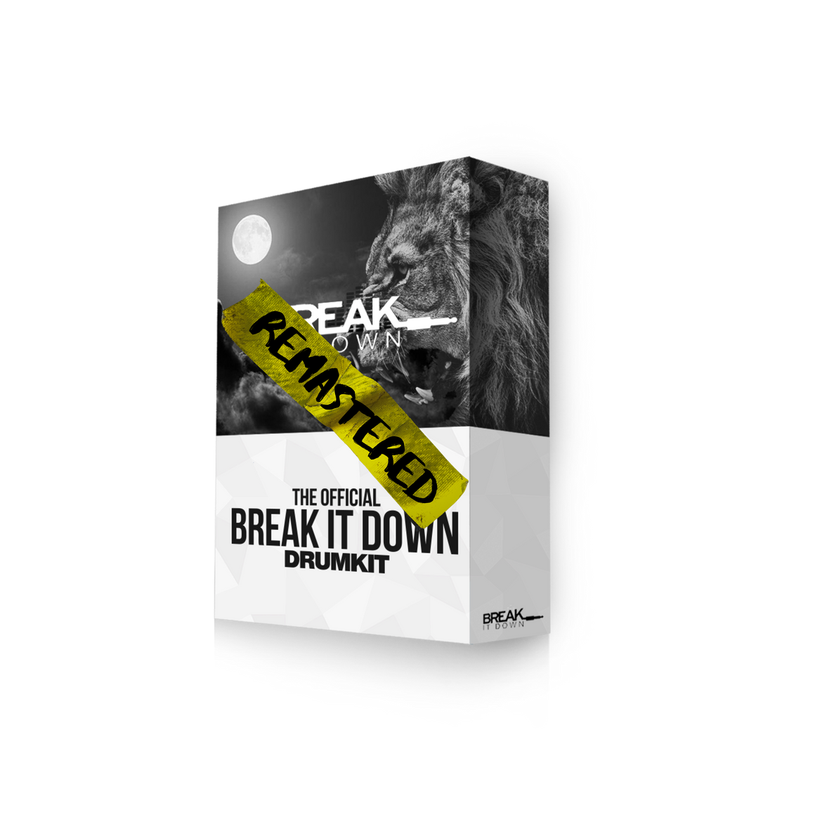 Official Break It Down Drum Kit