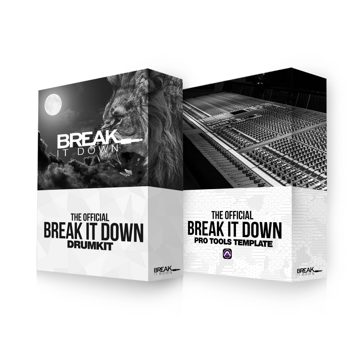 Break It Down - Break It Down  - Drum Kit Dream Producer Bundle - Dreamchasers