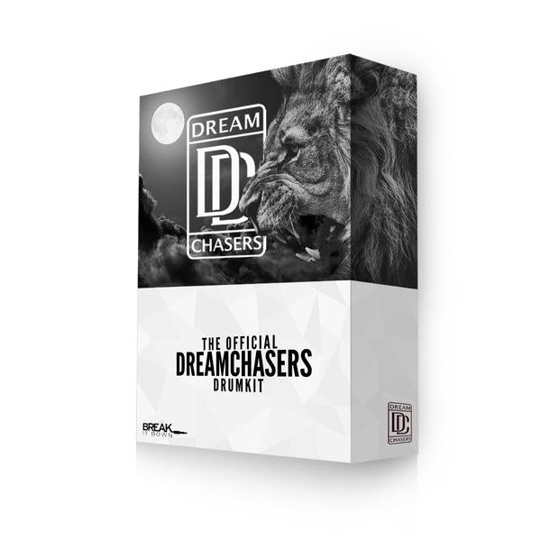 Break It Down - Break It Down  - Drum Kit Complete Producer Pack - Dreamchasers