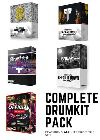 Complete Drum Pack