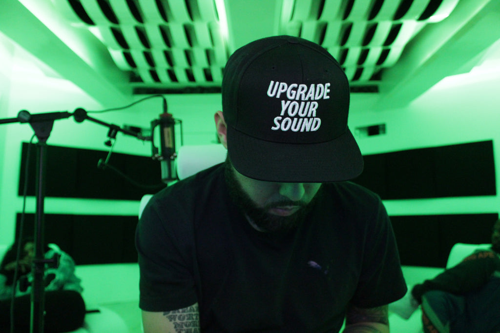 Upgrade Your Sound hat