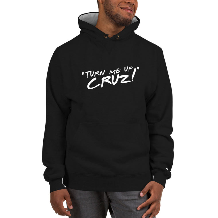 Break It Down - Break It Down Hoodie - Drum Kit Turn Me Up Cruz Hoodie - Dreamchasers