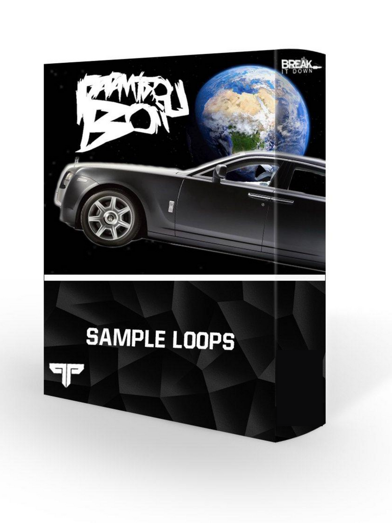 Nick Papz Sample Loop Pack