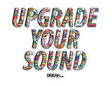 Upgrade Your Sound International Hoodie (black)
