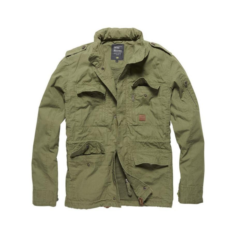 Cranford Jacket - Olive Drab