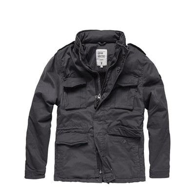 Madison M65 Field Jacket - Steel - L'Atelier
