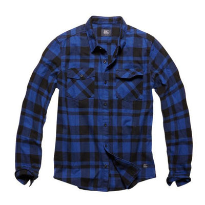Austin Shirt - Blue Check - L'Atelier