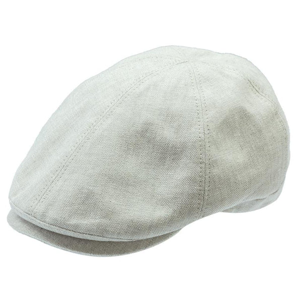 Sport Cap Linen - Light Beige