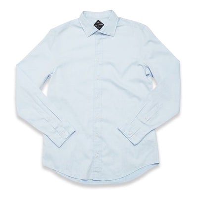 Miguel Brillante Shirt - Light Blue - L'Atelier