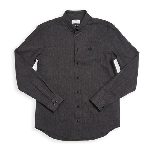 Vinza 0662 Shirt - Dark Grey