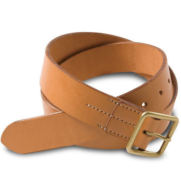 Heritage VT Belt 96563 - Natural - 4cm