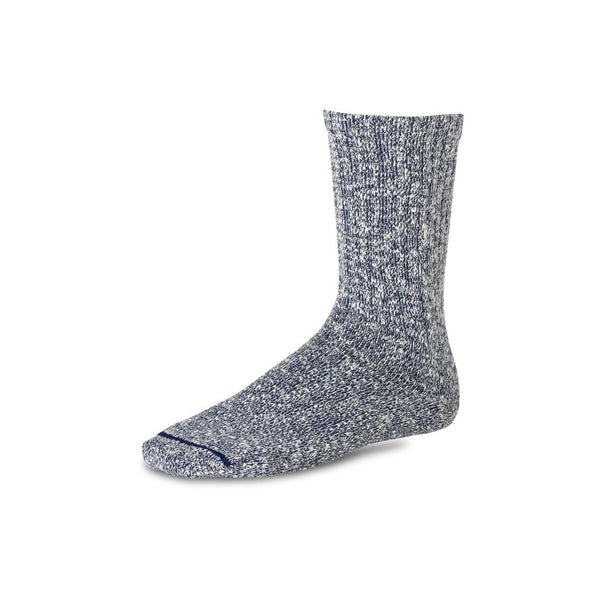 Cotton Ragg Sock 97168 - Navy
