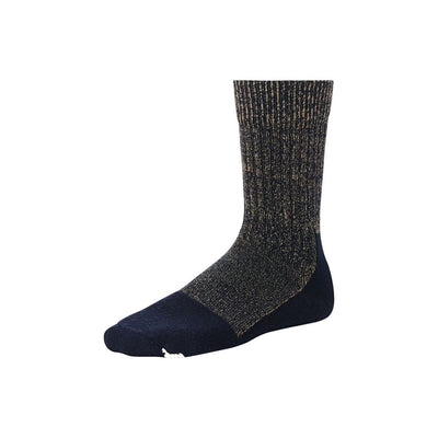 Capped Wool Sock 97174 - Navy - L'Atelier