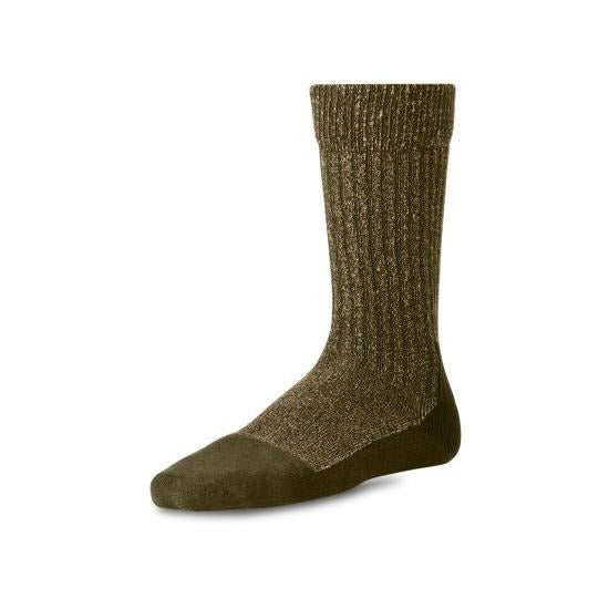 Capped Wool Sock 97178 - Olive