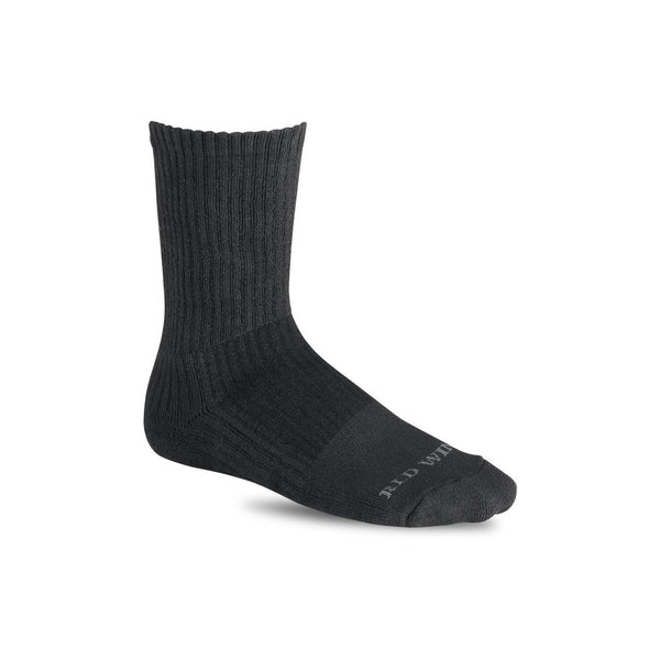 Cotton Cushion Sock 97243 - Black