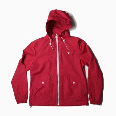 Rochester Rain Jacket - Red - L'Atelier