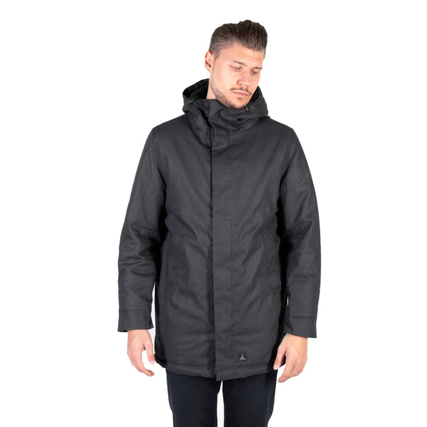 J25 Canvas Parka - Steel