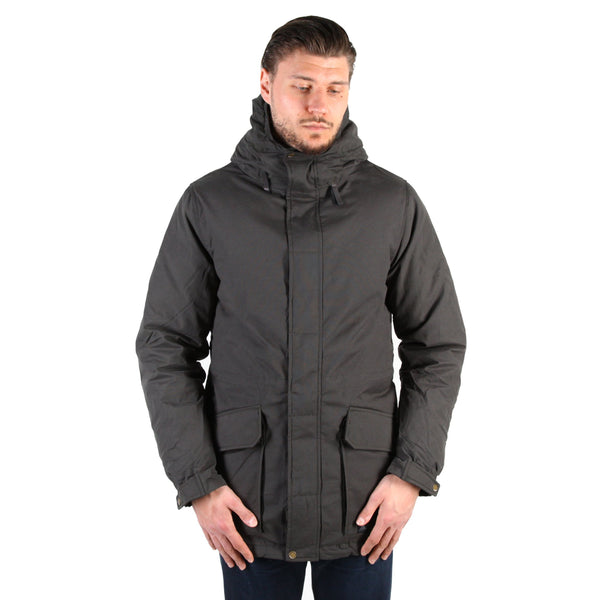 J65 Taslan down parka - British Green