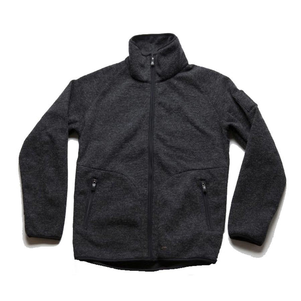 KN01 Wool Windstopper - Black