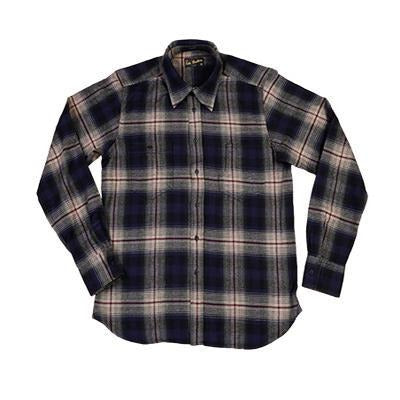 1937 Roamer Shirt - Blue Check