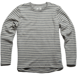 Saitama Japan Sweatshirt - Navy Stripe