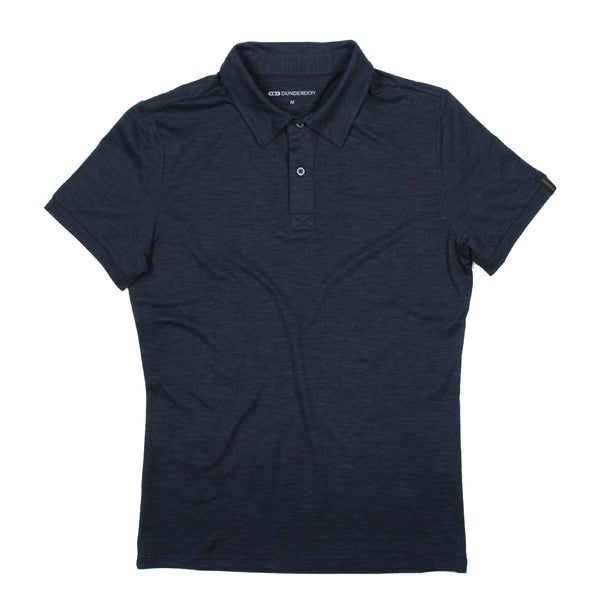 T15 Jersey Polo - Navy Melange