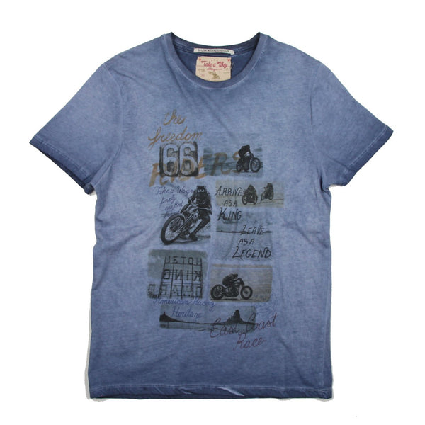 Coast T-Shirt - Oxford
