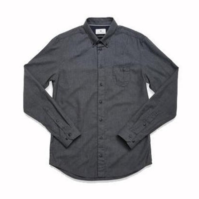 Bacco Fun 5 Shirt - Grey - L'Atelier