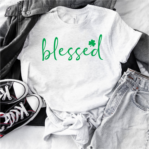 Blessed St. Patty's Tee