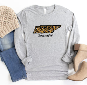 Leopard Tennessee Long Sleeve