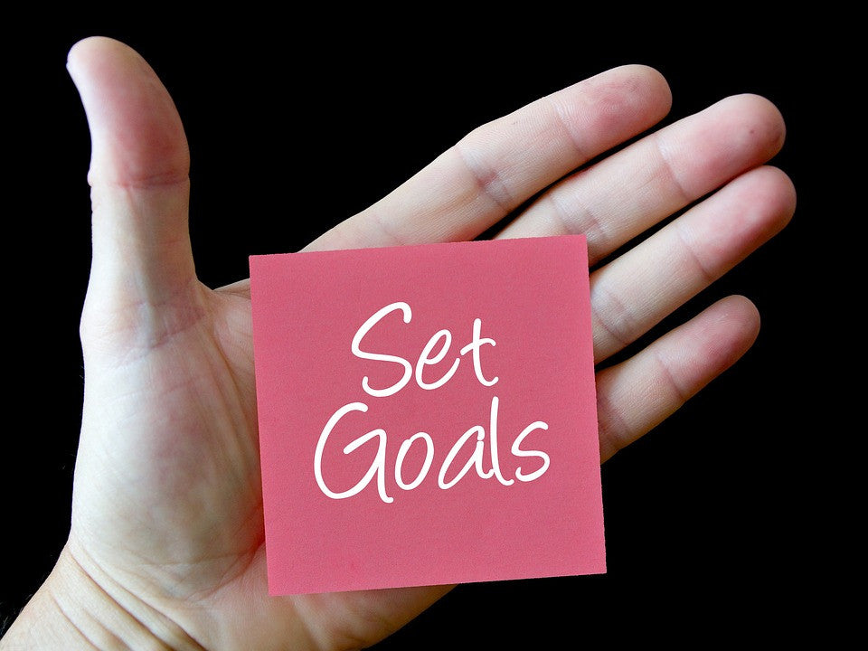 Setting Weekly Goals