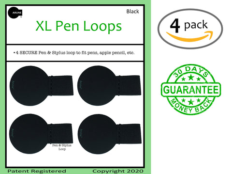 Black Pen Loop (XL)