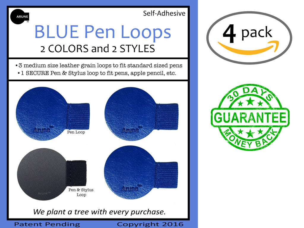 Blue Pen Loop (M)