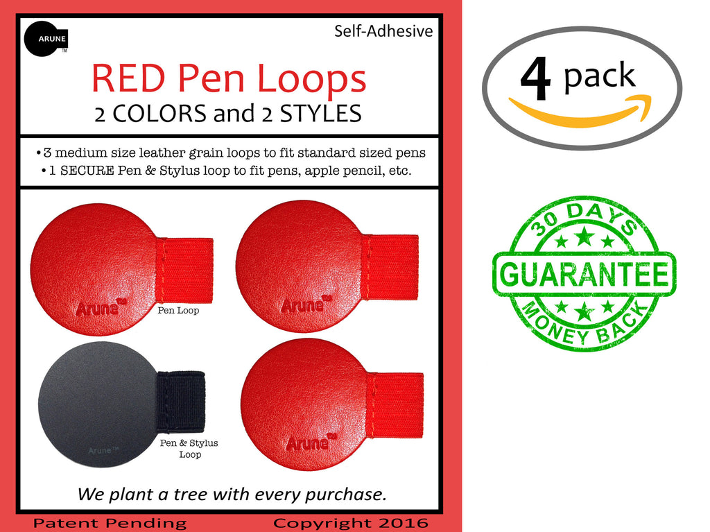 Red Pen Loop (M)