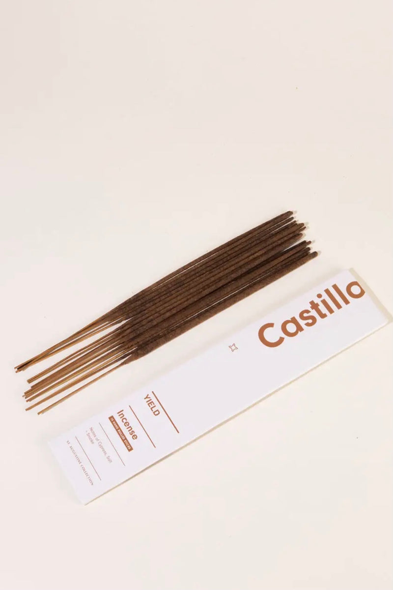 Castillo Incense