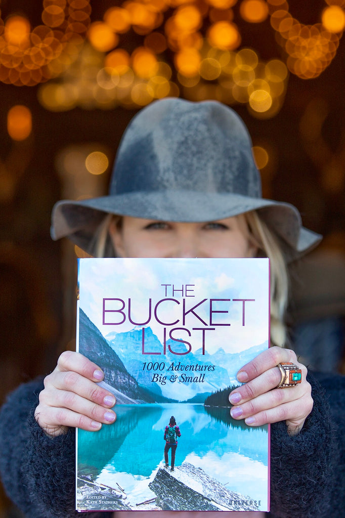Bucket List Book