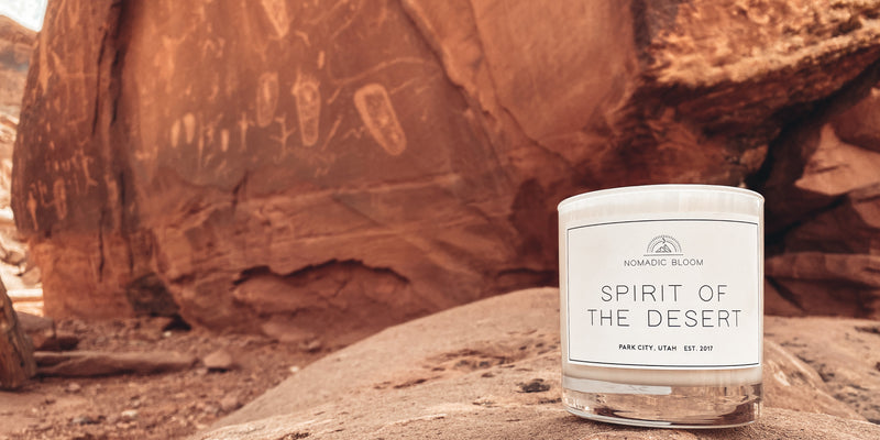 Spirit of the Desert Candle