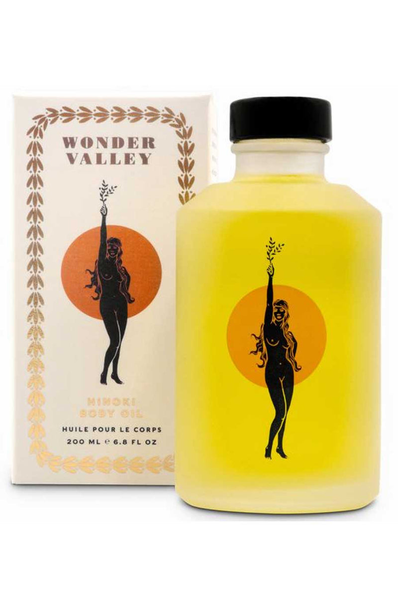 Wonder Valley Hinoki Body OIl