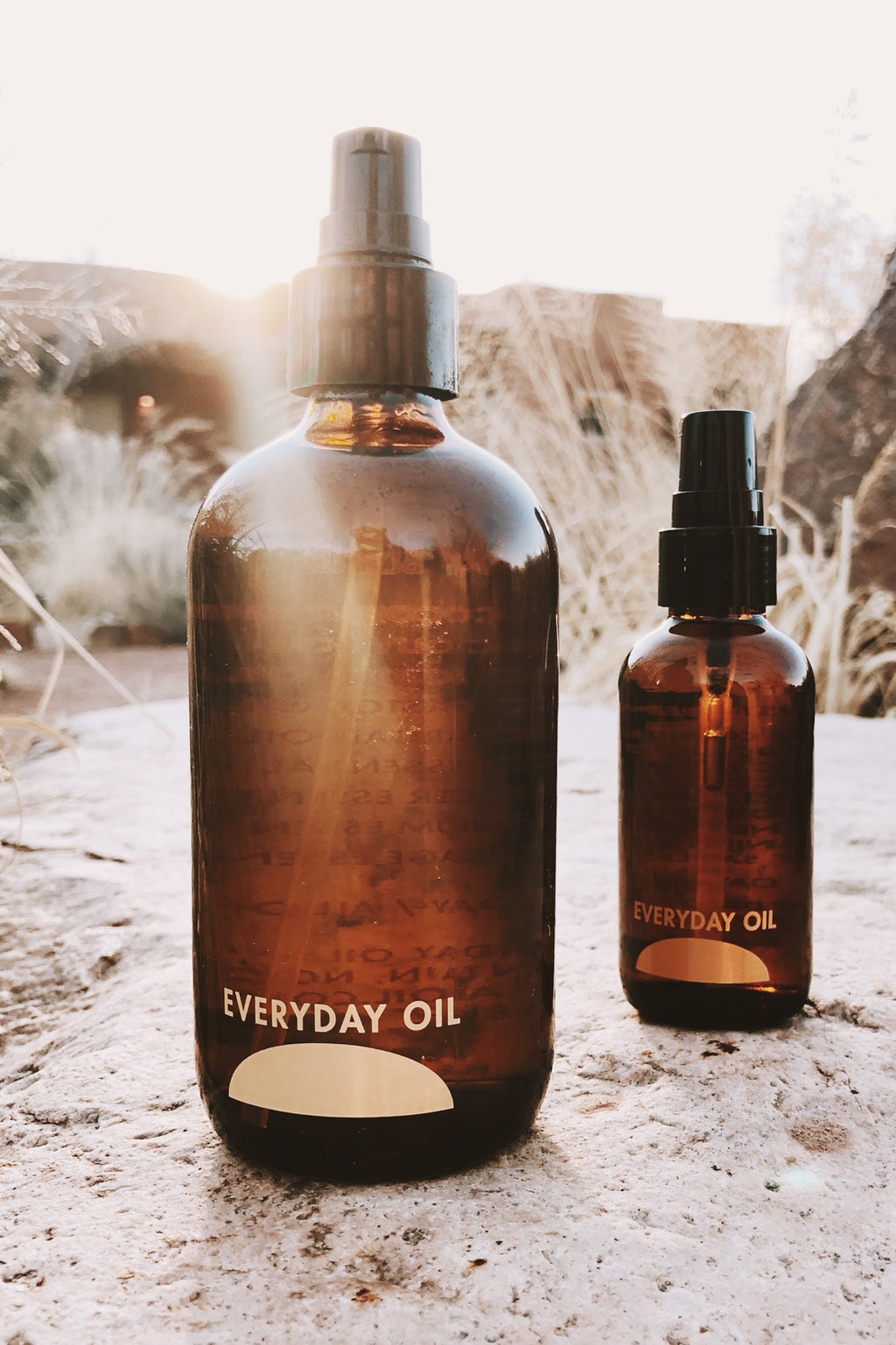 Everyday Oil - Healing