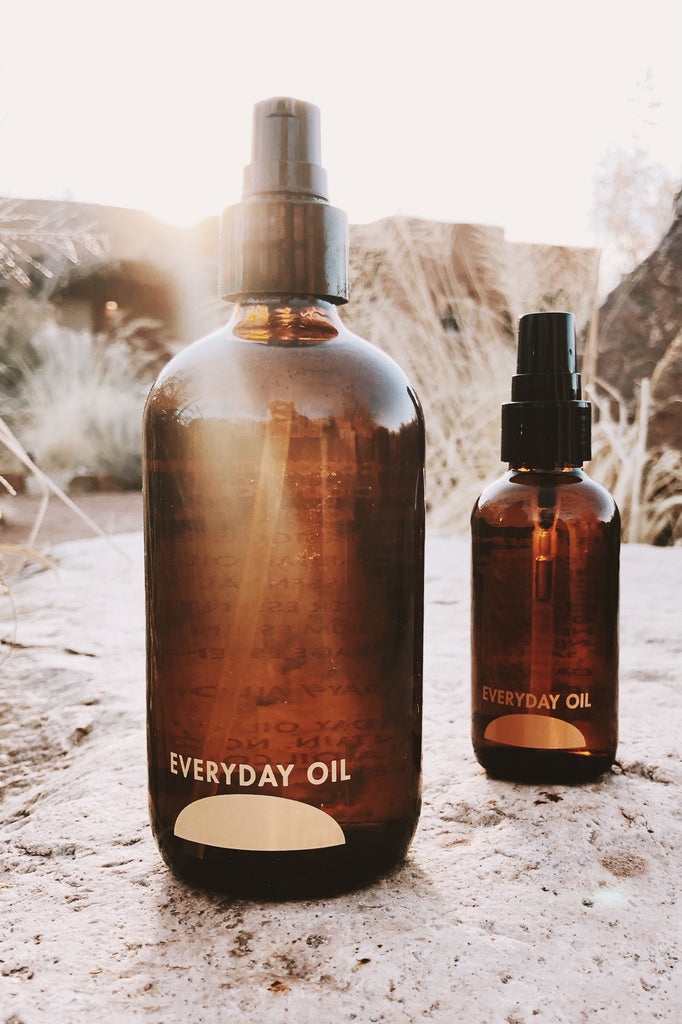 Everyday Hydrating + Healing Oil