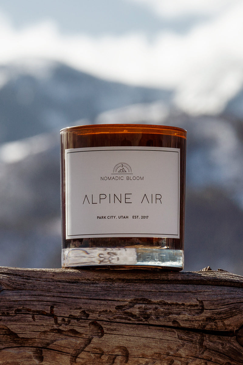 Park City Alpine Air Candle