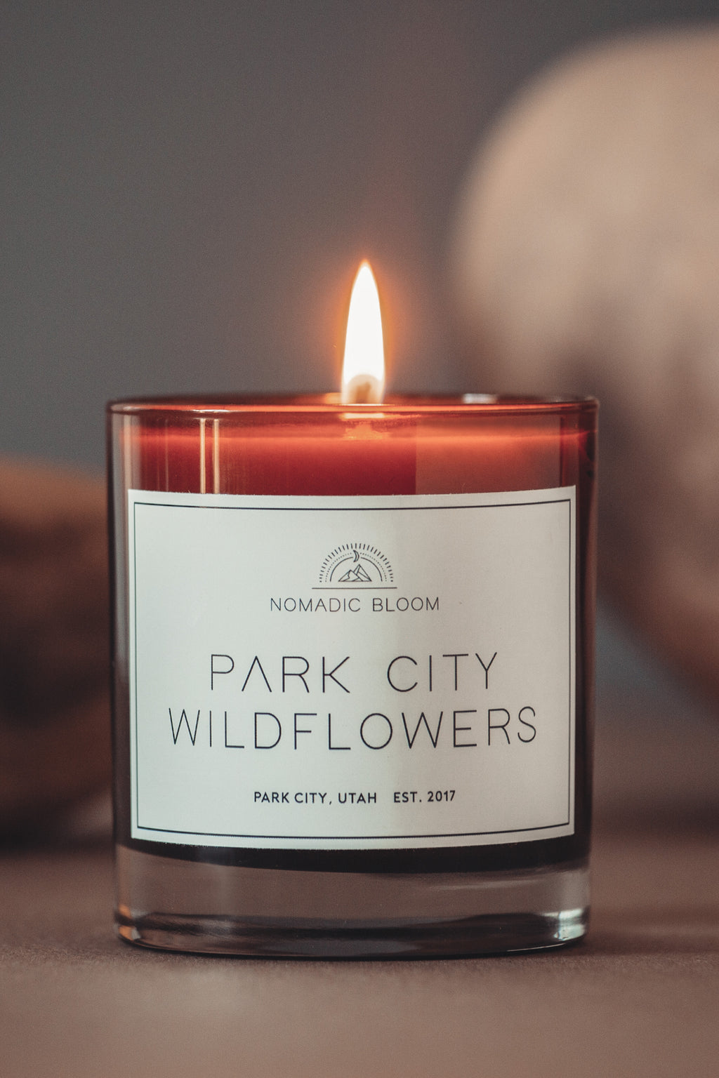 Park City Wildflowers Candle