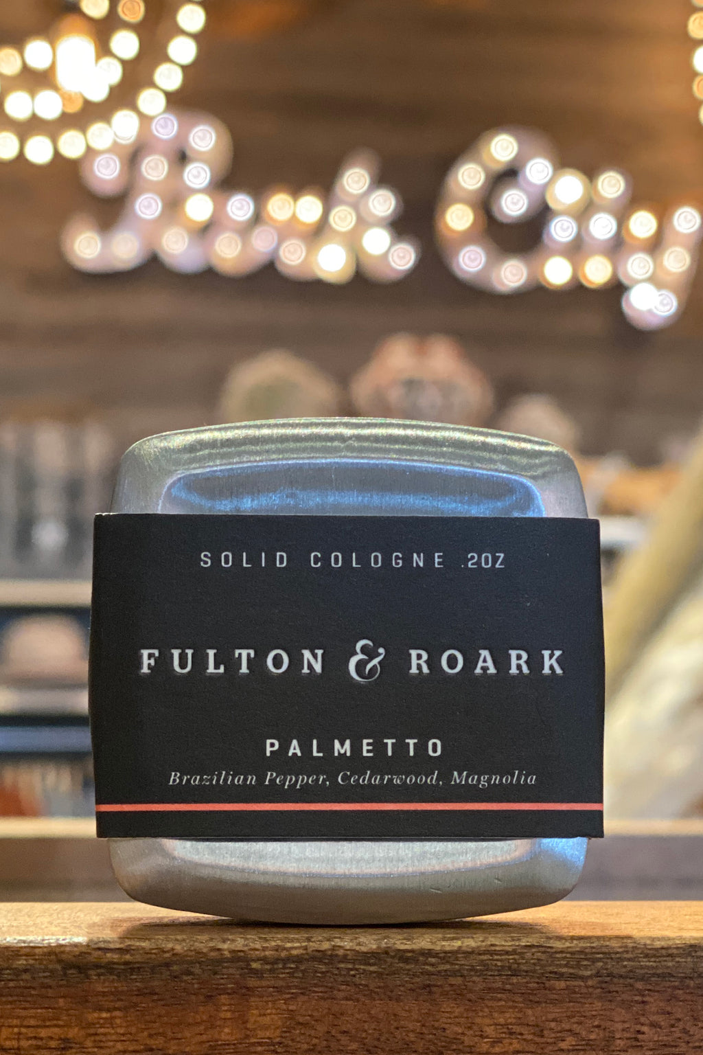 Artisanal Solid Cologne