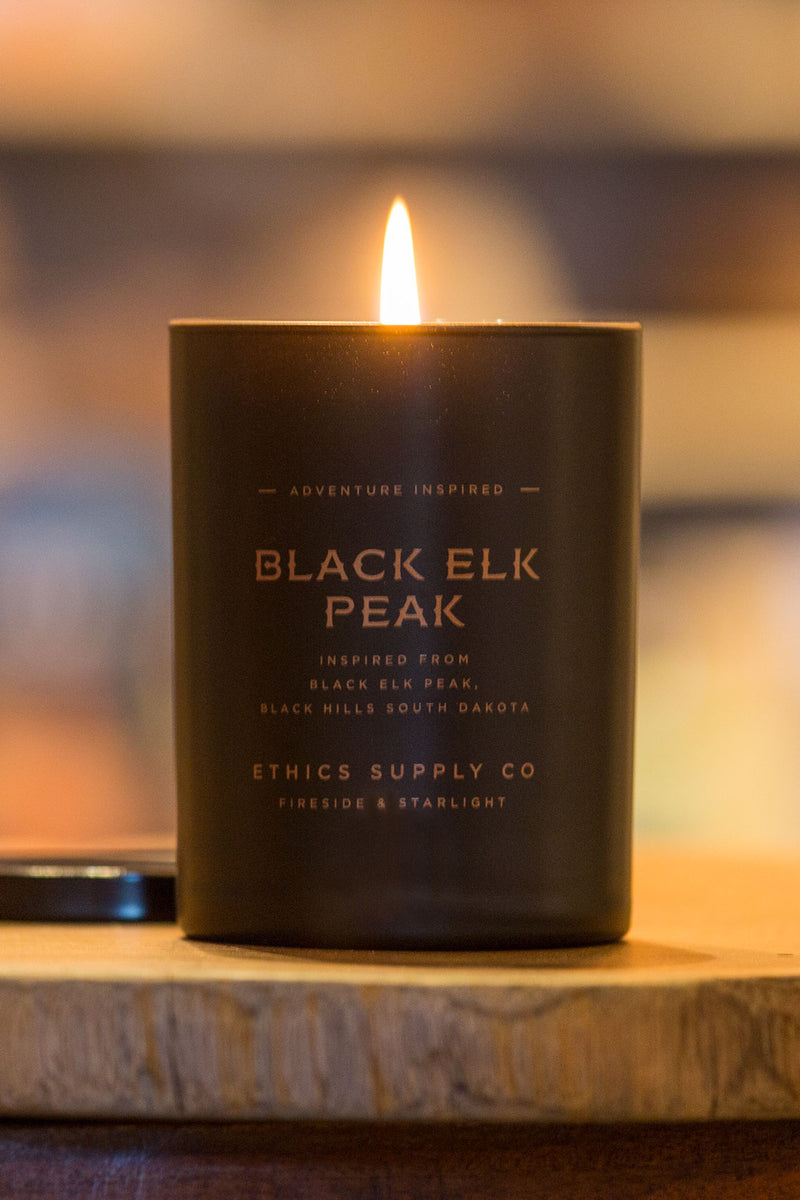 Black Elk Peak Candle