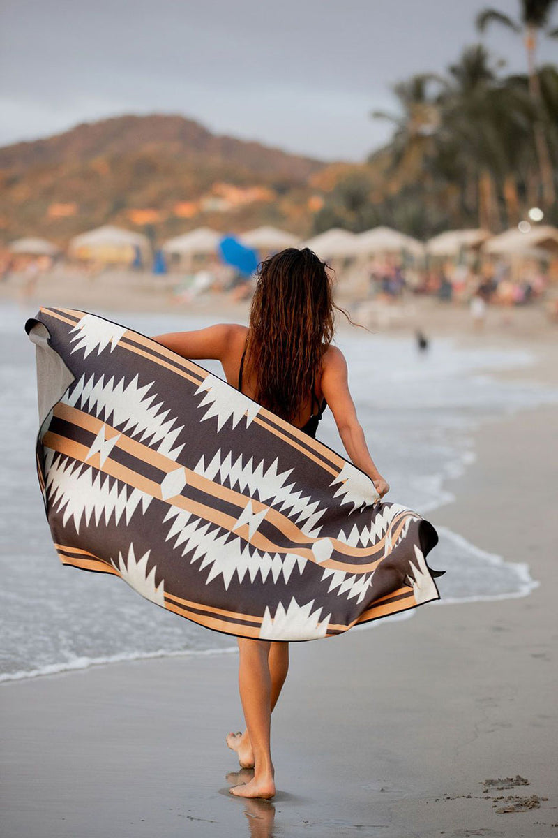 Responsible Beach/Camp/Yoga Towel