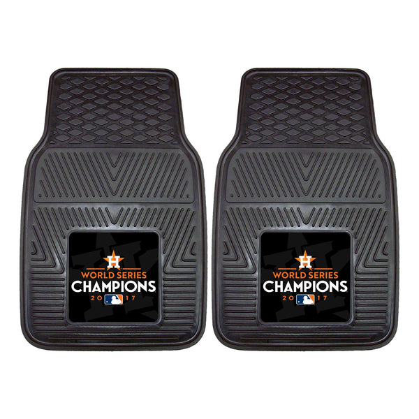 Houston Astros Car Floor Mats