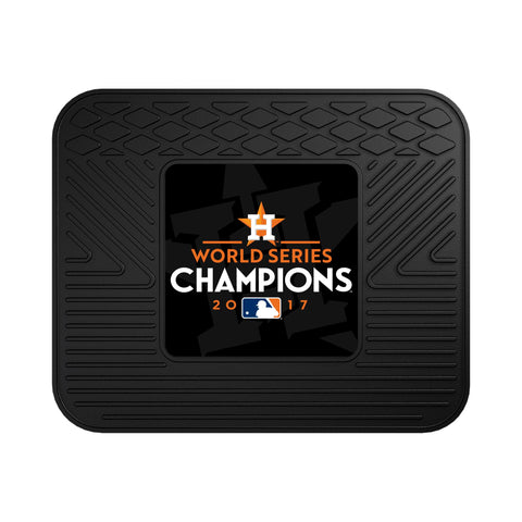 Houston Astros Car Mat