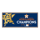 Houston Astros World Series Floor Runner