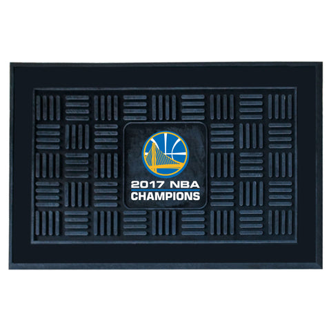 Golden State Warriors Door Mat