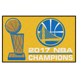 Golden State Warriors Floor Mat